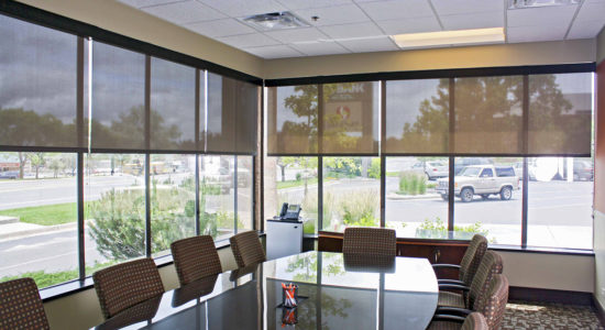 High Quality Conference Room Window Treatments