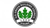 leed U.S. Green Building Council logo seal